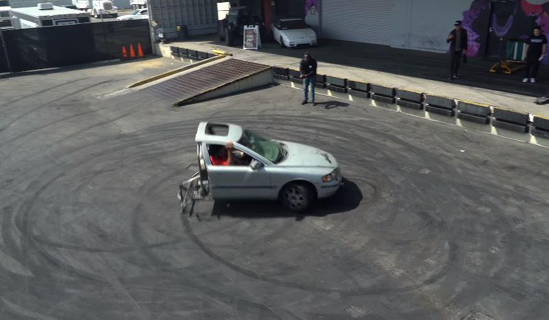 Halve Volvo