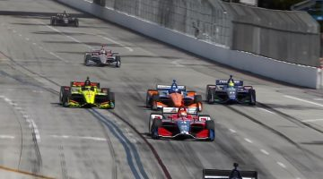 IndyCar 2018 - Grand Prix of Long Beach Highlights