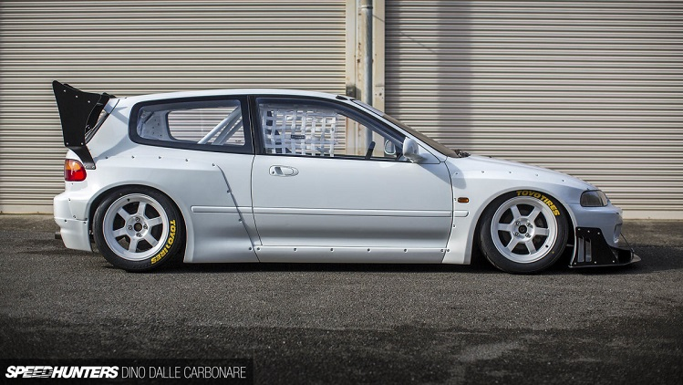 KeiMiura Rocket Bunny EG6 Civic
