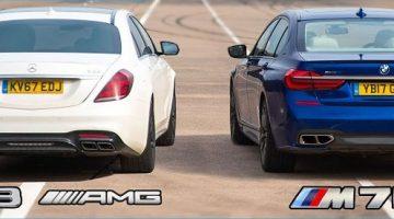 M760 vs S63 AMG
