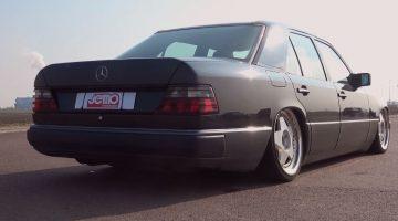 Mercedes E260 W124