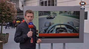Sky Sports analyseert de Red Bull Crash in Bakoe