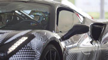 Valentino Rossi Ferrari 488 Pista