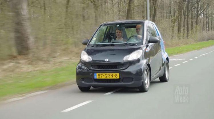 300.000 km in een Smart ForTwo