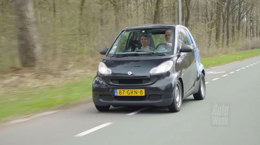 300.000 km in een Smart ForTwo