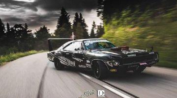 68 dodge charger drift