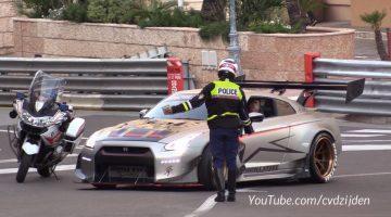 Brill Steel GT-R is te luid voor Monaco