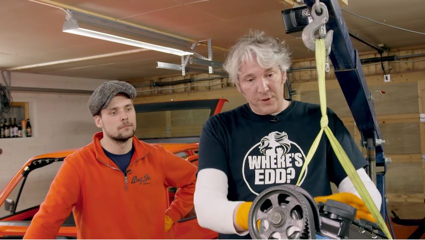 Edd China's Garage Revival - The Golf GT(I)