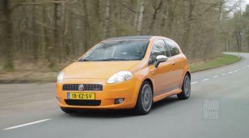 Fiat Grande Punto 1.4 TJet