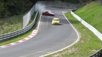Honda S2000 Crash Nordschleife