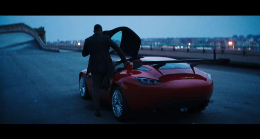 Idris Elba - What gives cars a soul.