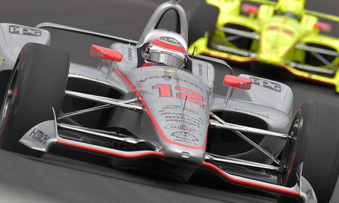 Indy 500 2018 highlighs