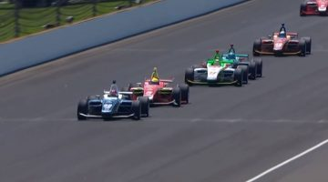 Indy Lights op Indianapolis 2018
