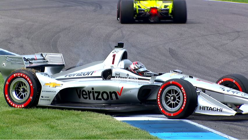 IndyCar 2018 - Grand Prix of Indianapolis Highlights