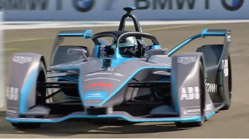 Nico Rosberg in nieuwe Formule E