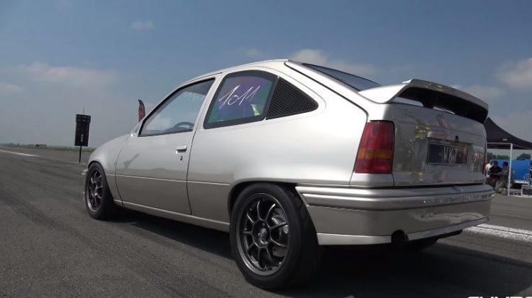 Opel Kadett WKT