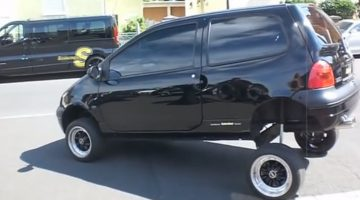 Renault Twingo Lowrider