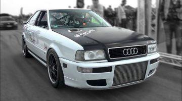 Audi S2 Hamon Motors