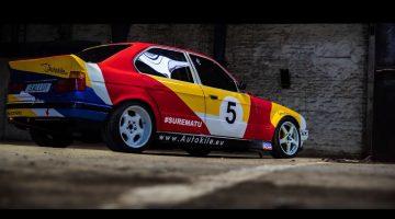 BMW E34 Compact