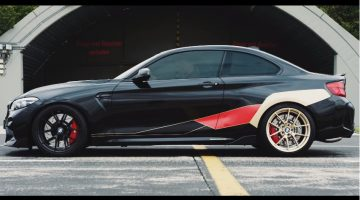 BMW M2 Competition WK Special