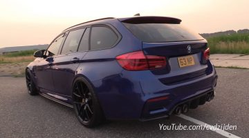 BMW M3 F81 Touring