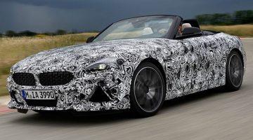 BMW Z4 Prototype