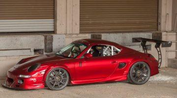 Bisimoto Porsche Boxster