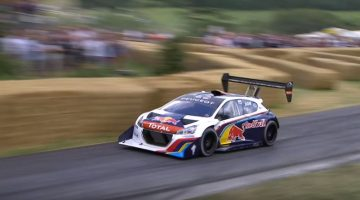 De 10 snelste Goodwood Festival of Speed Hillclimbs