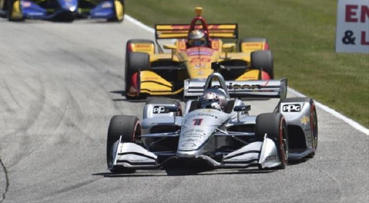 IndyCar 2018 - Road America Highlights