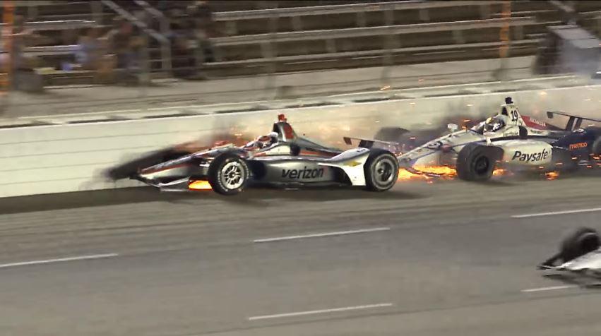 IndyCar Texas 600 Highlights