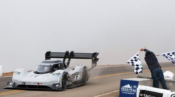 Volkswagen I.D.R Pikes Peak Record 2018