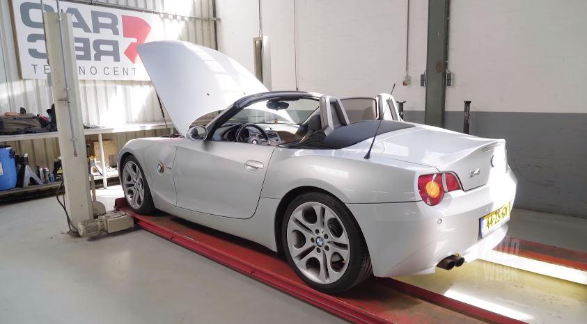 BMW Z4 Roadster 3.0