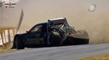 Ford-RS200-Pikes-Peak-Crash