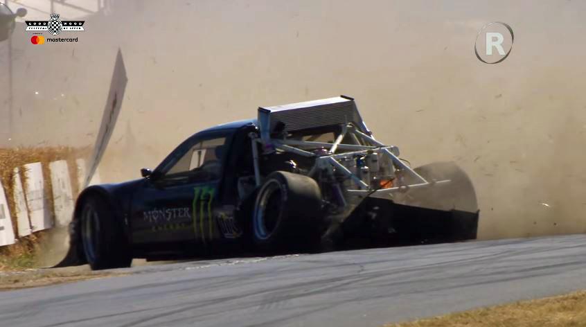 Ford-RS200-Pikes-Peak-Crash