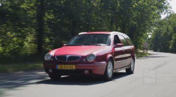 Lancia met 1 miljoen kilometer