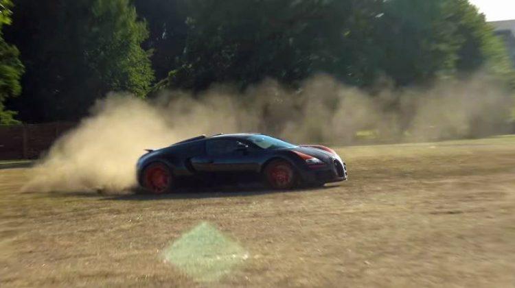 Meneer-trapt-Bugatti-Veyron-eens-goed-op-zijn-staart