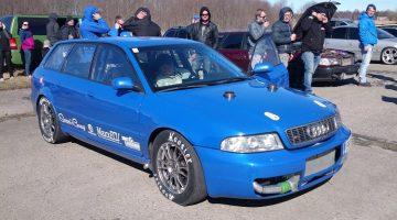 Monsterlijke Audi S4 B5 heeft 1500