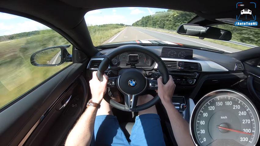 Mosselman BMW M4 Topsnelheid