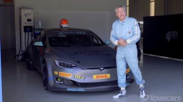 Tesla Electric GT Review