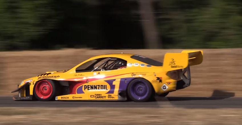 Toyota Celica GT 4WD Pikes Peak