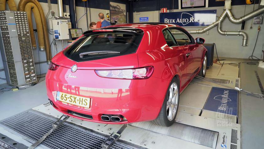Alfa-Romeo-Brera-2.2-JTS-op-de-rollenbank