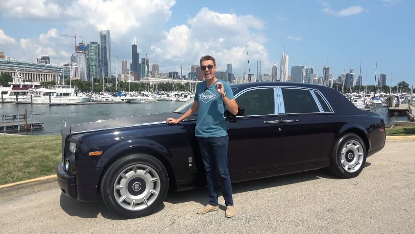 De goedkoopste Rolls Royce Phantom