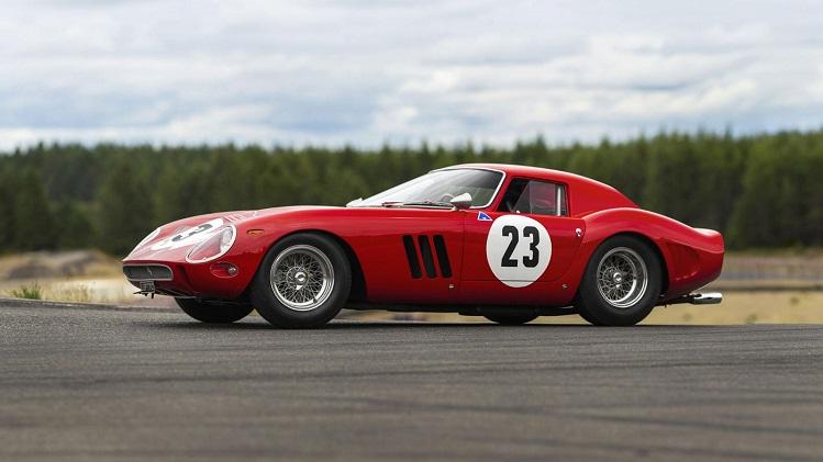 Ferrari 250 GTO Greg Whitten
