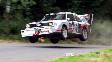 Het beste van Eifel Rally Festival 2018