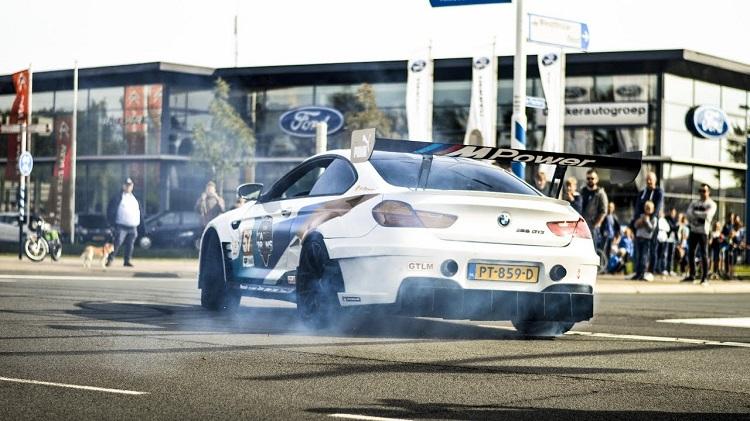 Junior Strous BMW M6 GT3