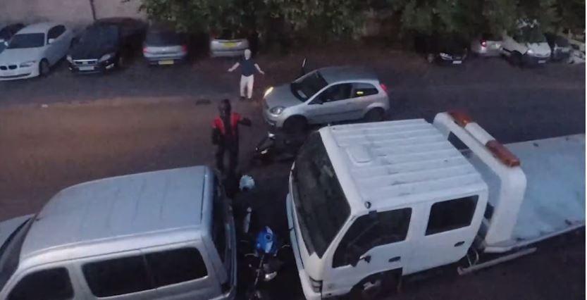 Motordieven aangepakt door Fiesta-bestuurder