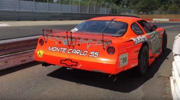 NASCAR op de Nordschleife