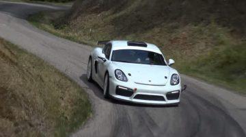 Porsche Cayman R-GT