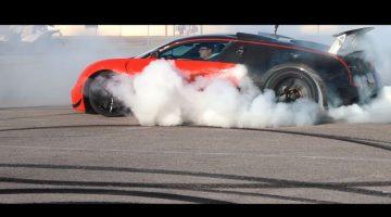 RWD Bugatti Veyron