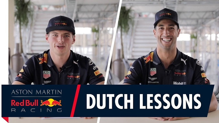 Red Bull Nederlandse Les